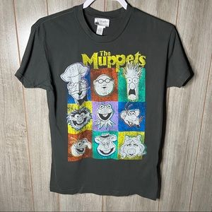 Disney Parks   The Muppets Gray Tshirt   S